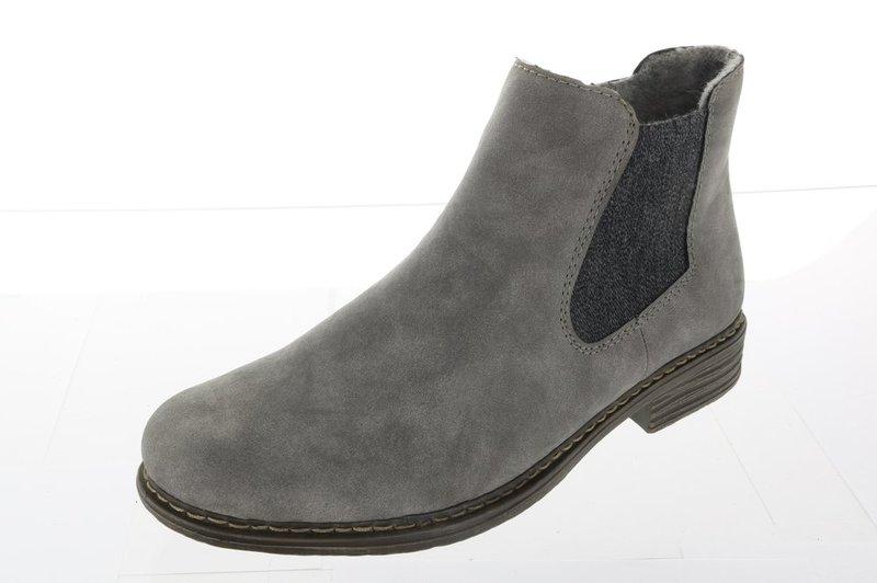 Rieker fumo. Damen Stiefelette Boot warm d7a6dd283e